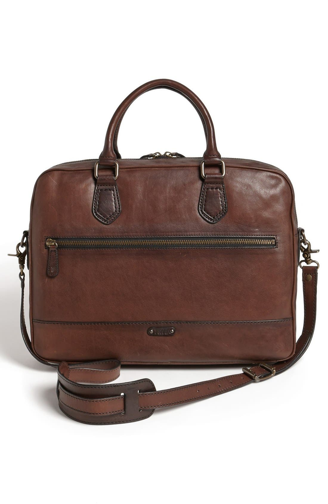 Alternate Image 2  - Frye 'James' Leather Briefcase