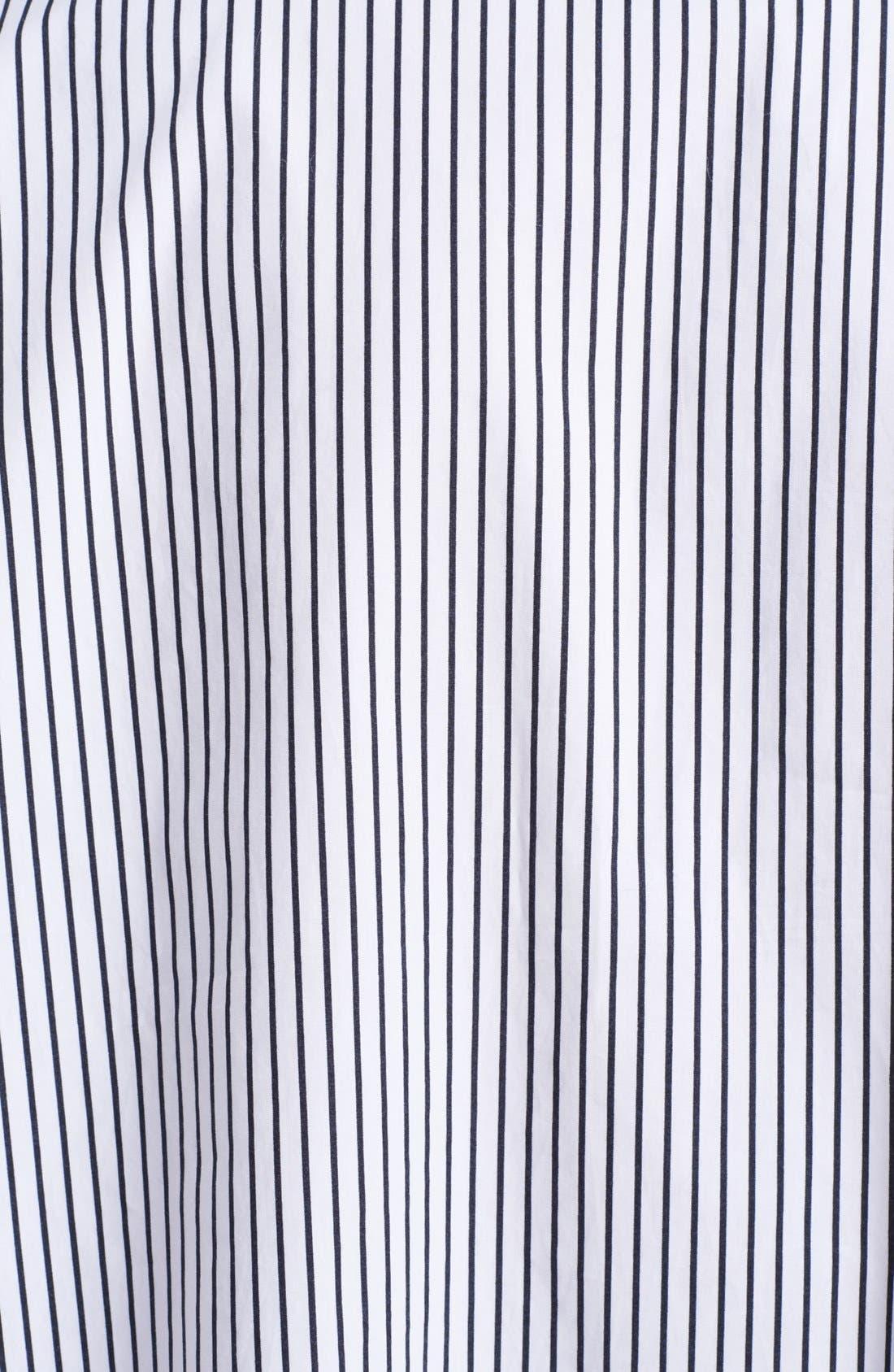 Alternate Image 4  - Marni Stripe Cotton Blouse