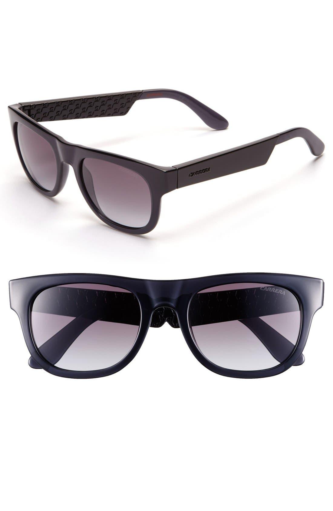 Alternate Image 1 Selected - Carrera Eyewear 52mm Retro Sunglasses