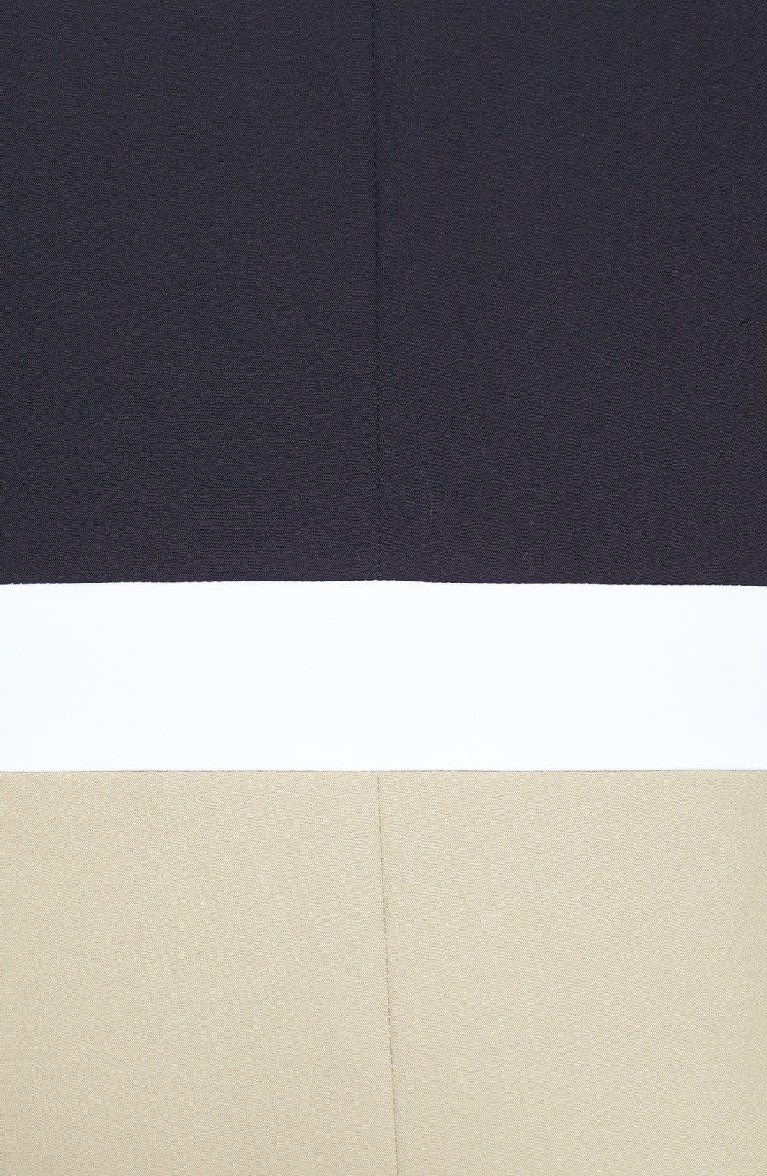 Alternate Image 3  - MICHAEL Michael Kors Colorblock Two-Button Blazer