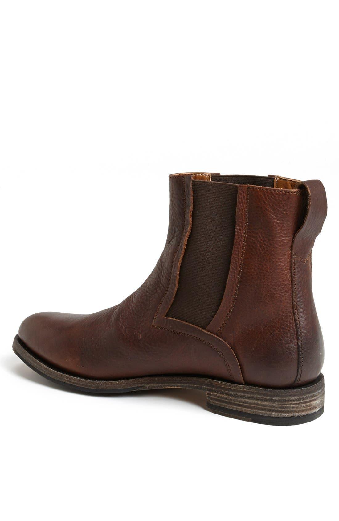 Alternate Image 2  - Blackstone 'GM 21' Chelsea Boot (Men)