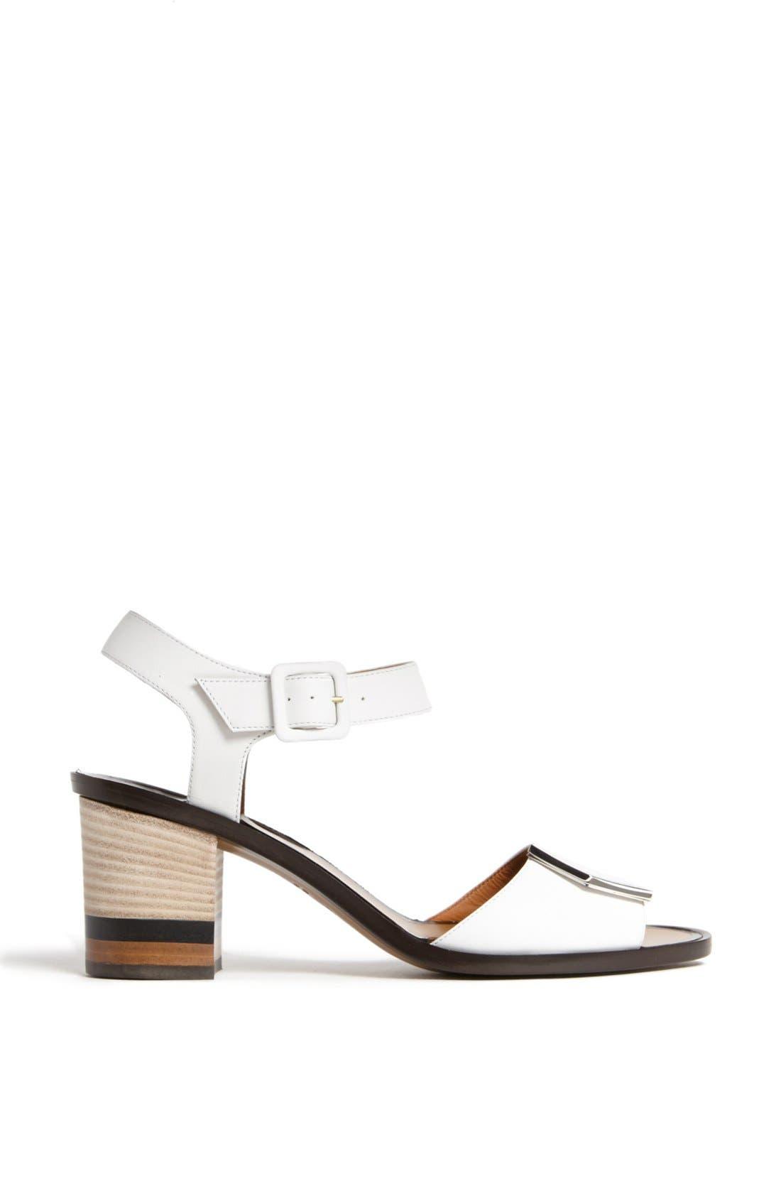 Alternate Image 4  - Fendi 'Demetra' Block Heel Sandal