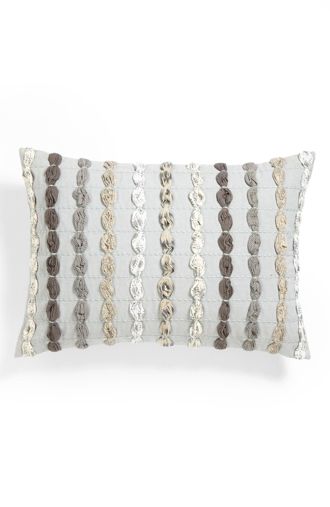 Alternate Image 1 Selected - Nordstrom at Home 'Pinched' Pillow