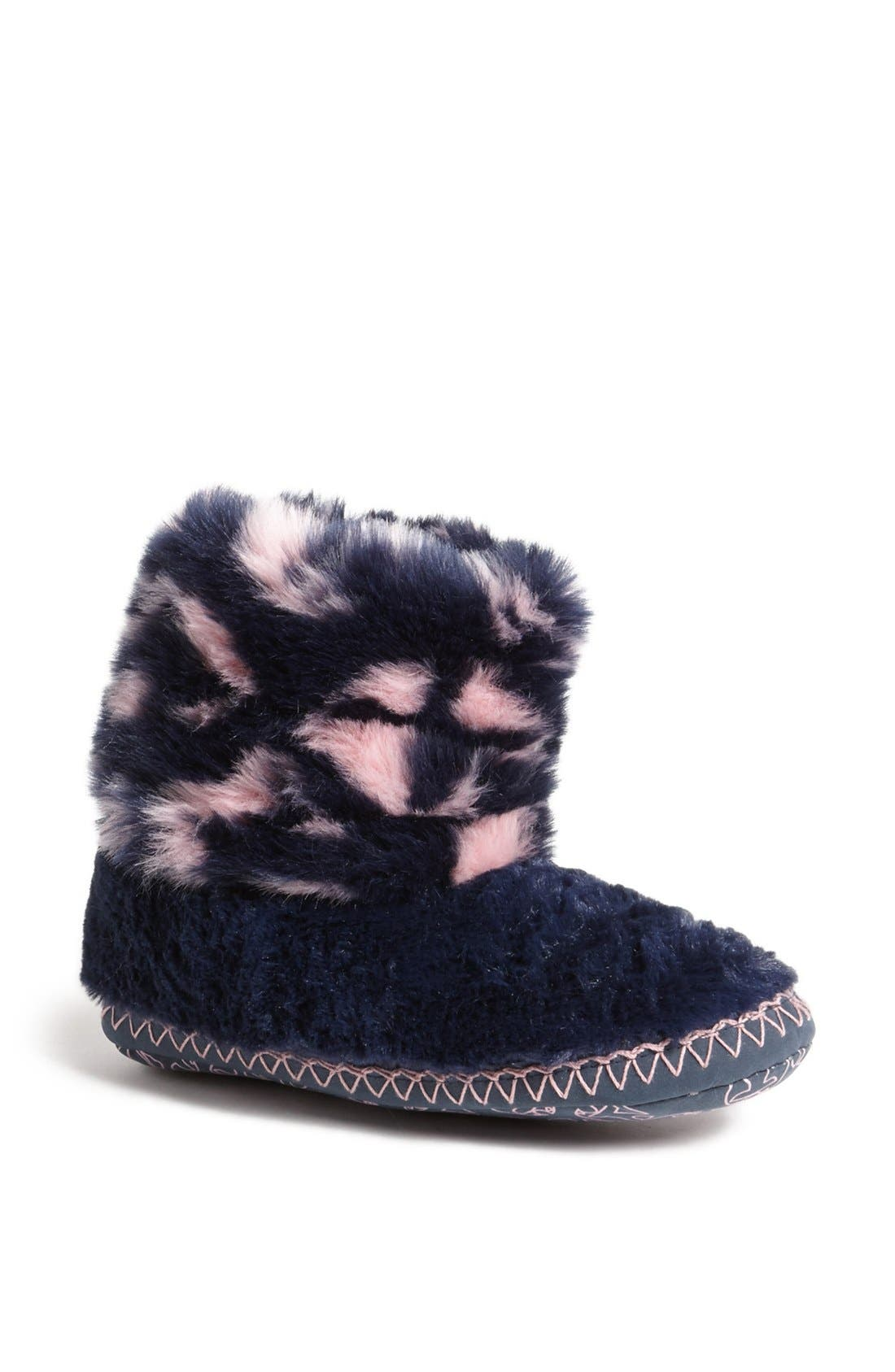 Alternate Image 2  - Bedroom Athletics 'Sophia' Faux Fur Bootie Slipper