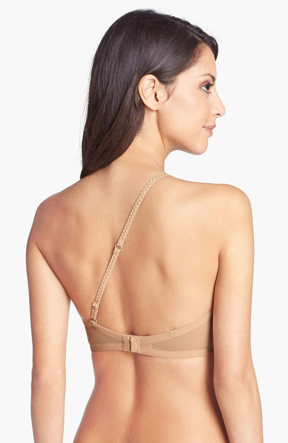 Alternate Image 5  - DKNY 'Seductive Lights' Convertible Padded Underwire Bra