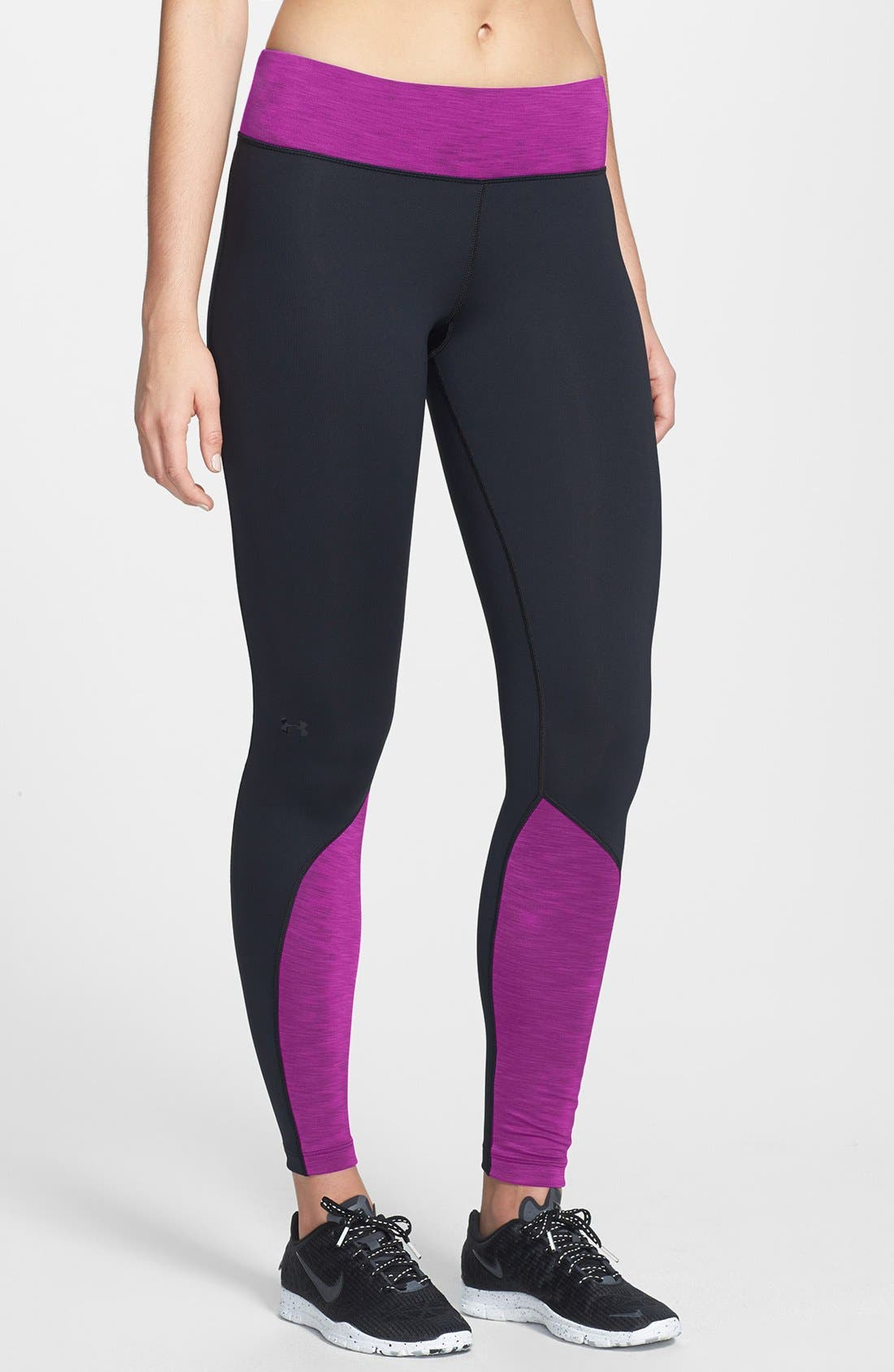 Alternate Image 1 Selected - Under Armour 'Cozy' ColdGear® Tights
