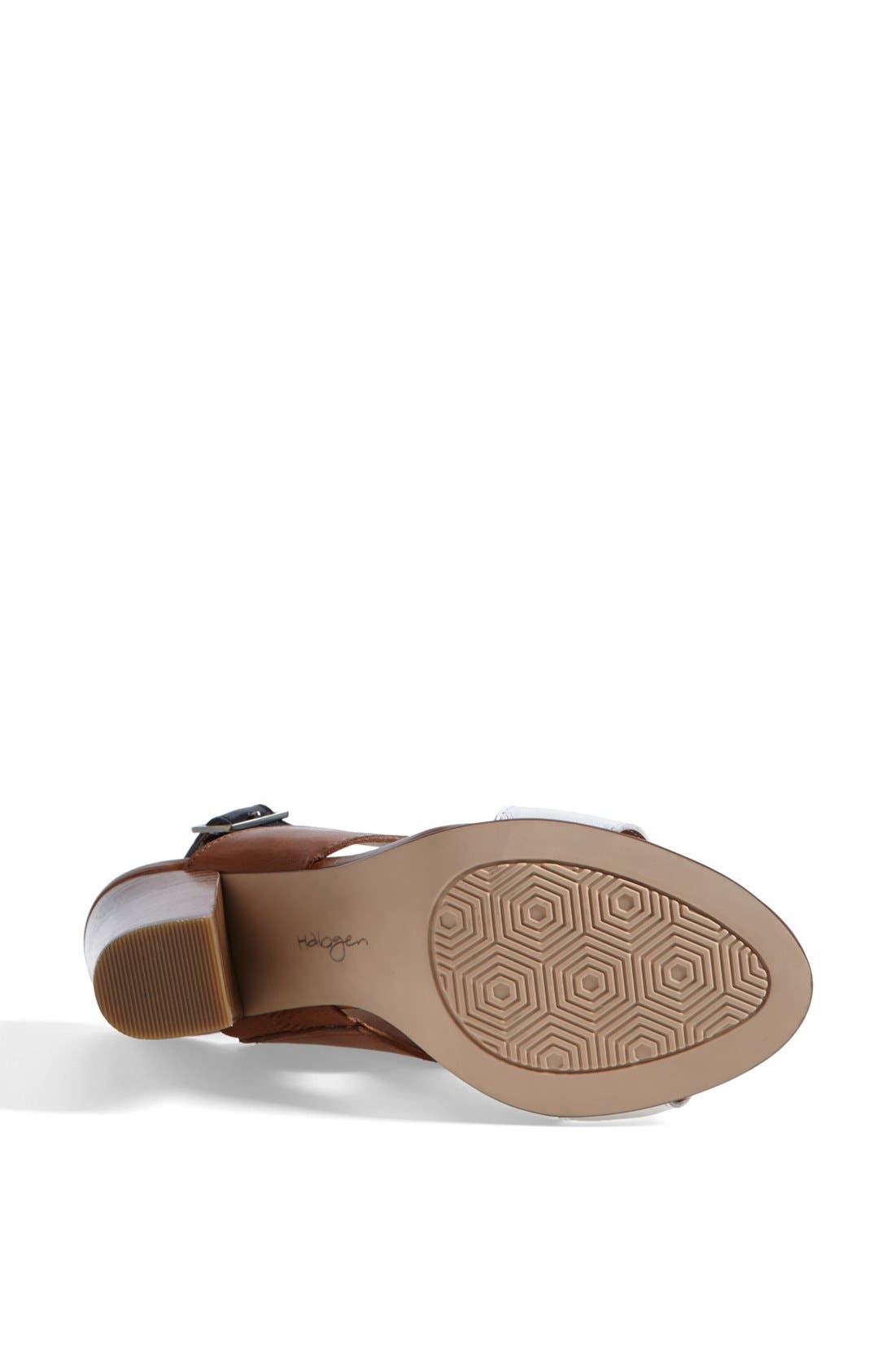 Alternate Image 4  - Halogen® 'Sonia' Sandal