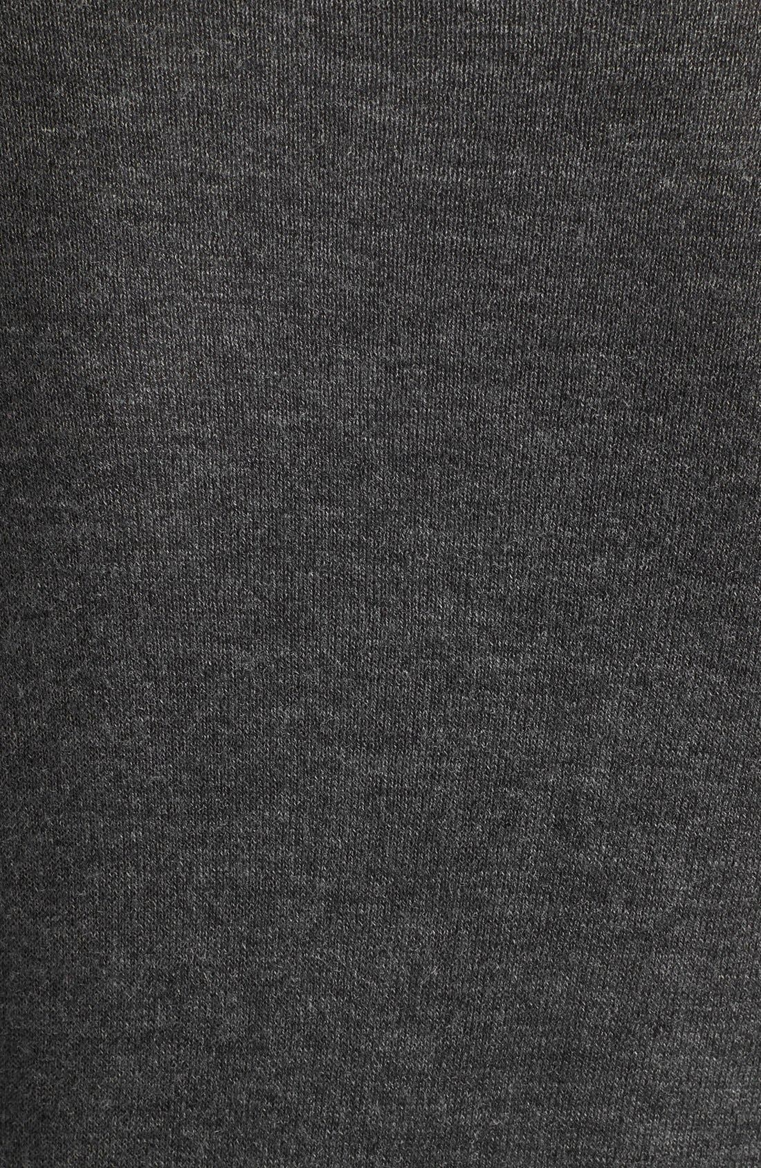 Alternate Image 3  - Hinge® Beaded Lace Overlay Sweater