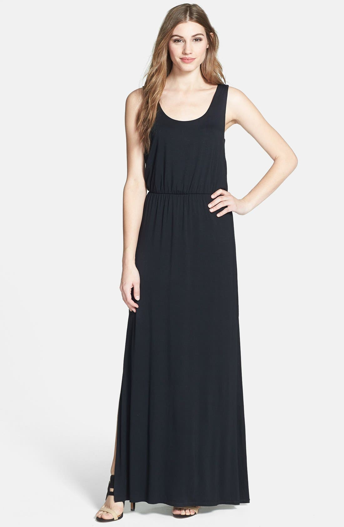 Alternate Image 1 Selected - Felicity & Coco Jersey Tank Maxi Dress (Nordstrom Exclusive)