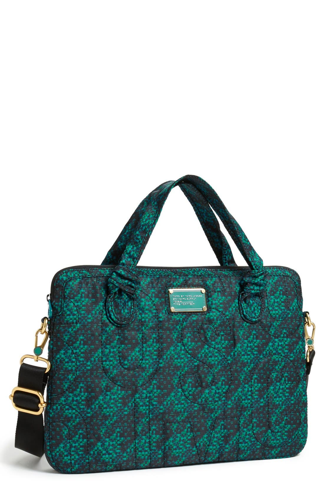 Main Image - MARC BY MARC JACOBS 'Computer Commuter' Laptop Case (15 Inch)