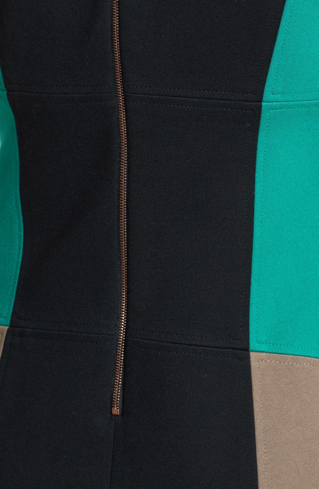 Alternate Image 3  - Rachel Roy Colorblock Sheath Dress