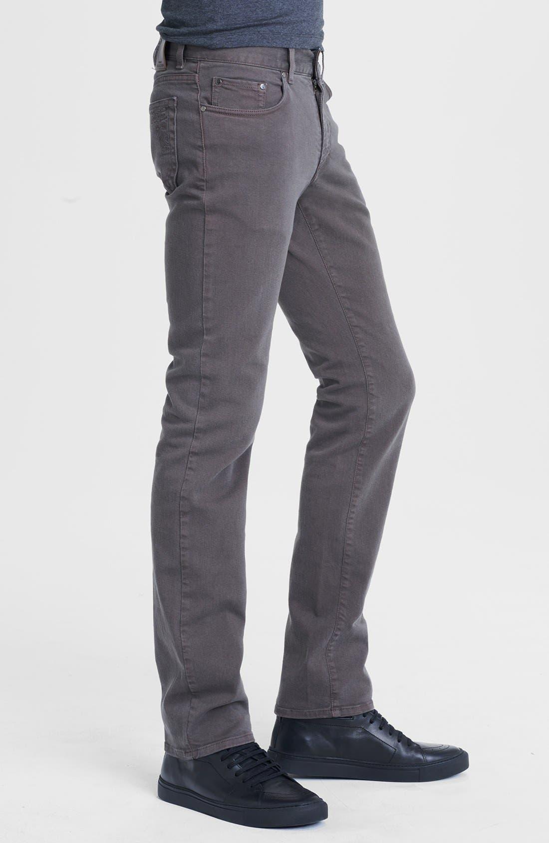 Alternate Image 3  - Versace Straight Leg Jeans