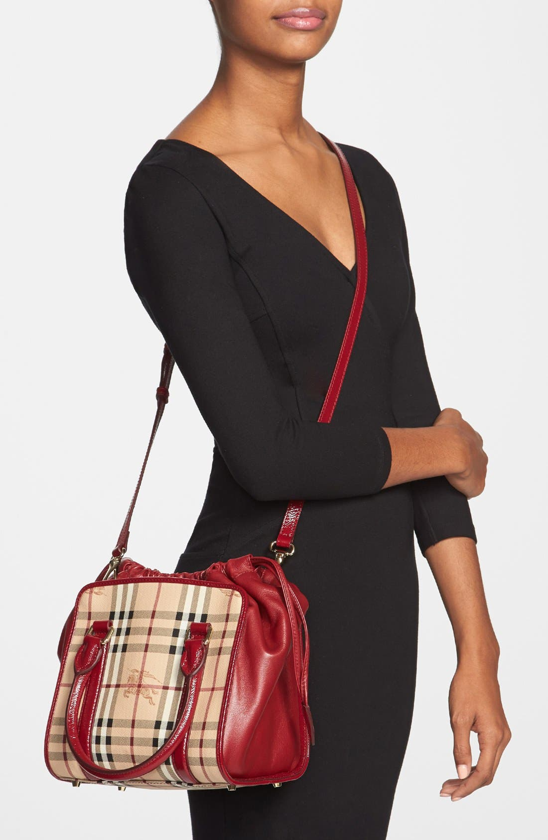 Alternate Image 2  - Burberry 'Small Dinton' Satchel
