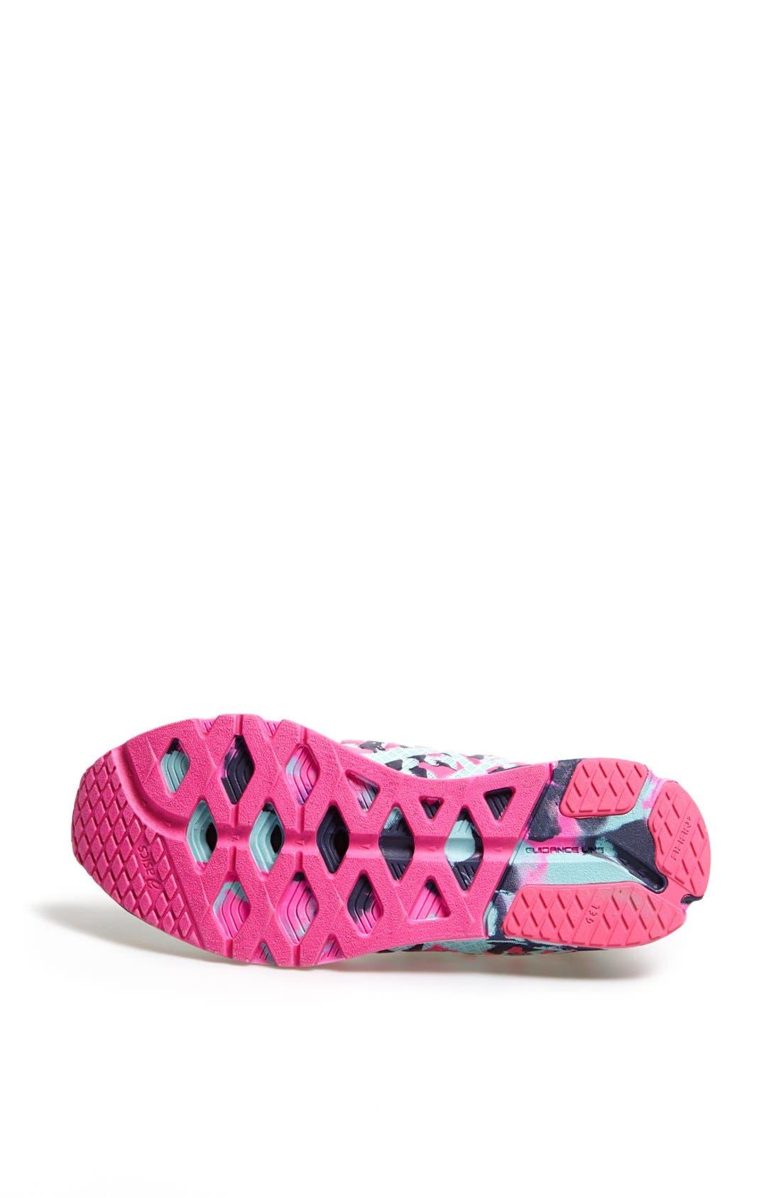 Alternate Image 4  - ASICS® 'GEL-NoosaFast 2' Running Shoe (Women)