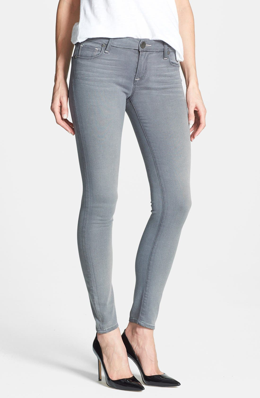 Alternate Image 1 Selected - KUT from the Kloth 'Mia' Skinny Jeans (Notorious)