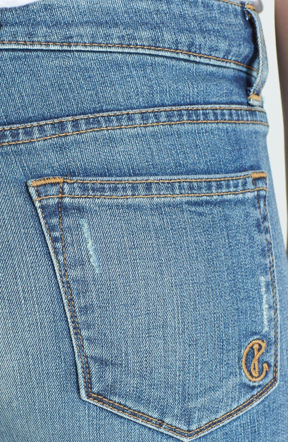Alternate Image 3  - CJ by Cookie Johnson 'Grace' Bootcut Jeans (Aliamanu)