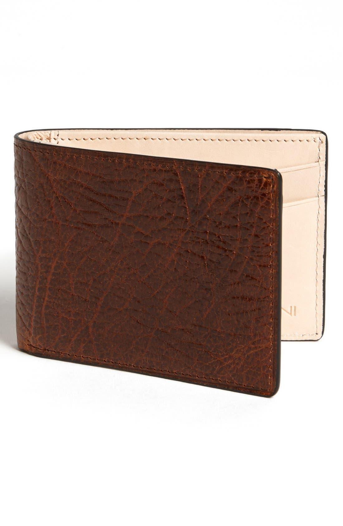 Alternate Image 1 Selected - Boconi 'Mathews' Wallet