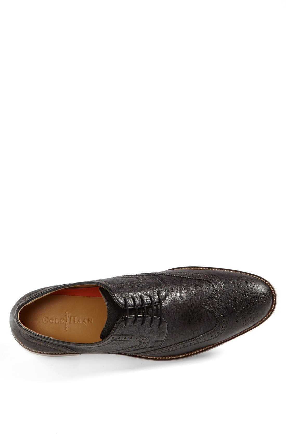 Alternate Image 3  - Cole Haan 'Lenox Hill' Wingtip   (Men)