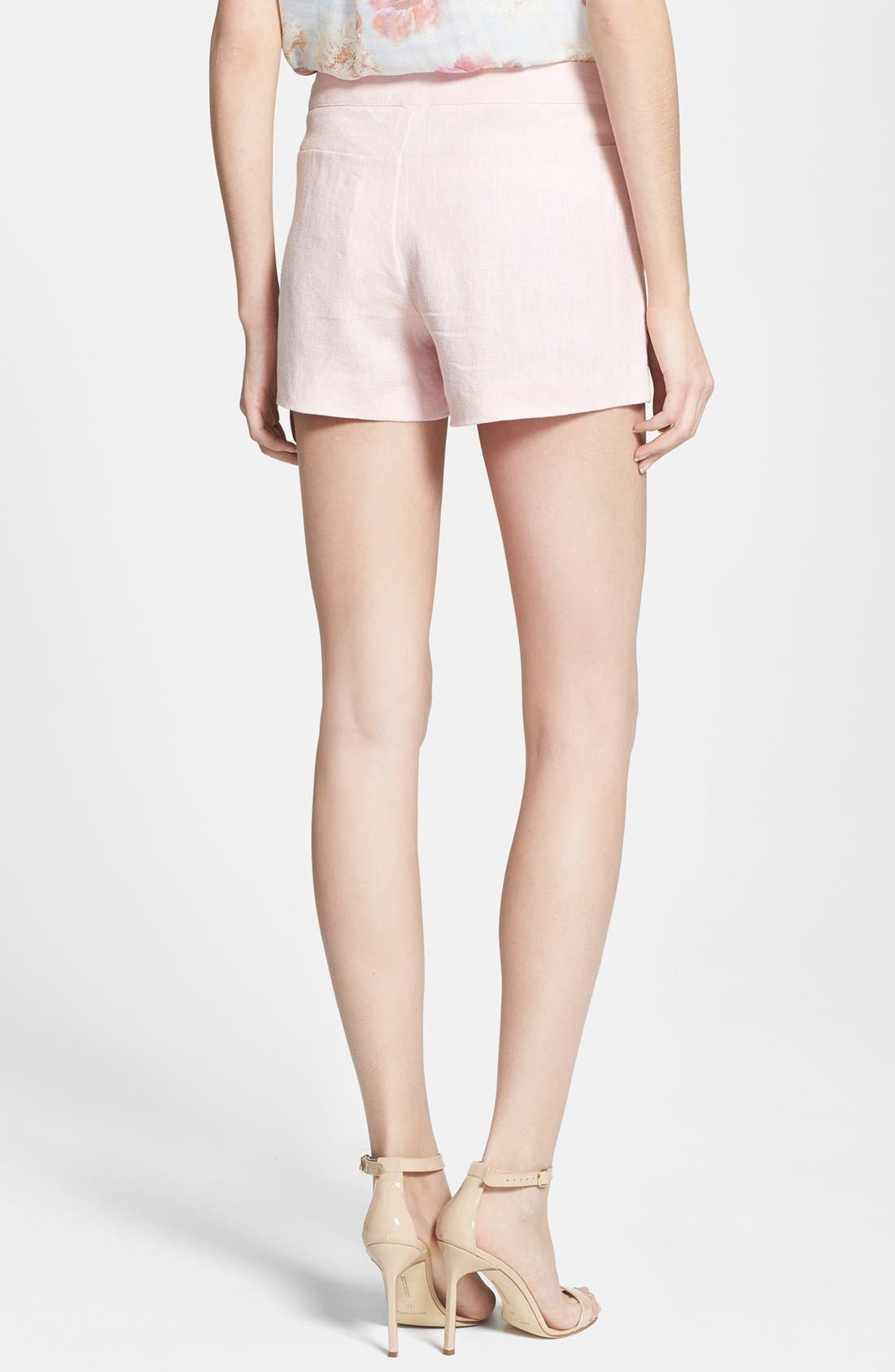 Alternate Image 2  - Joie 'Leiden' Linen Shorts