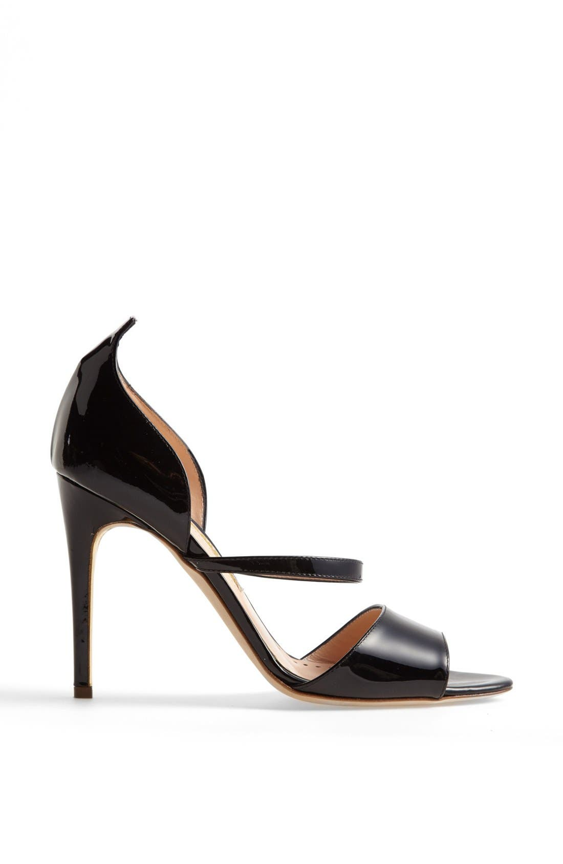 Alternate Image 4  - Rupert Sanderson 'Ophelia' Patent Leather Sandal
