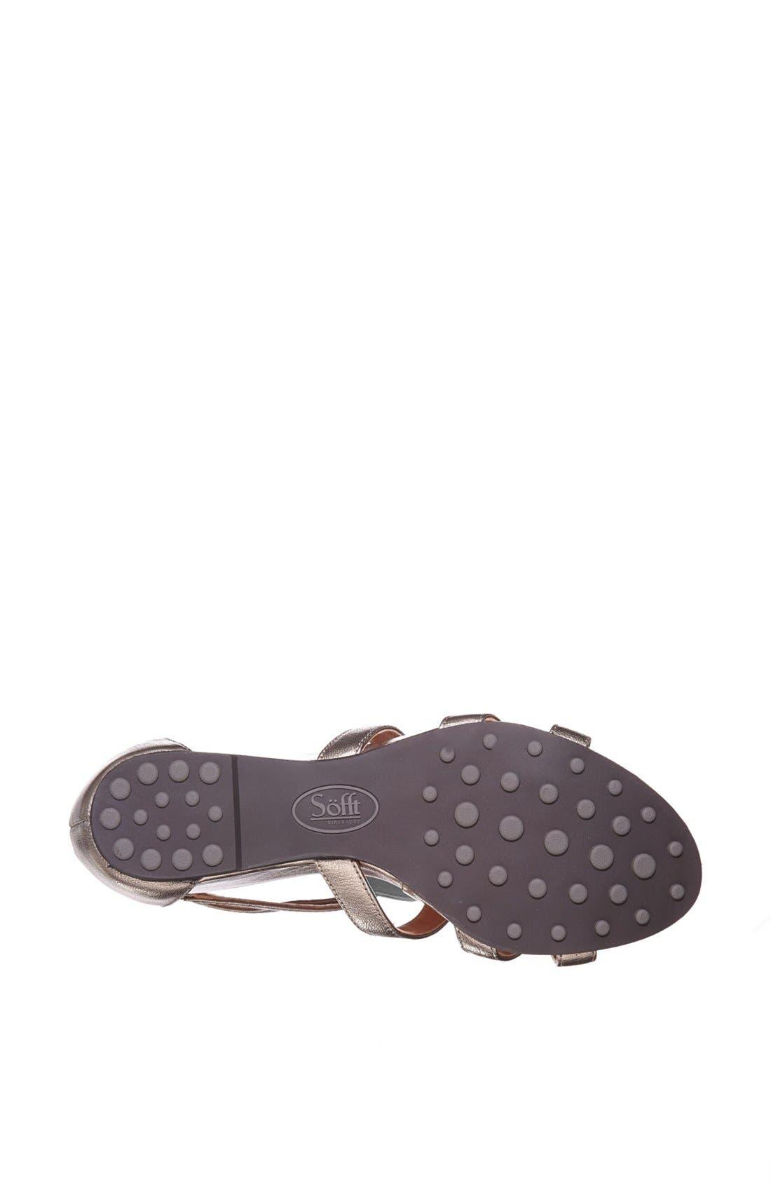 Alternate Image 4  - Söfft 'Bernia' Sandal