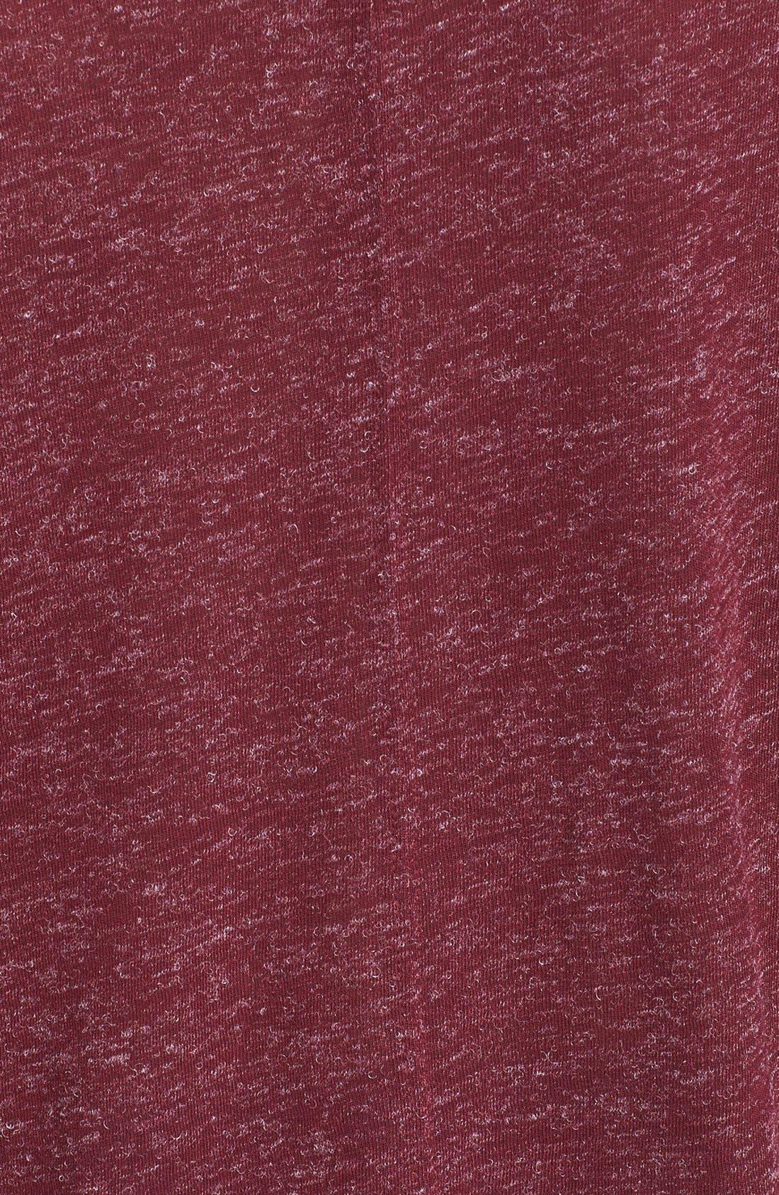 Alternate Image 3  - Topshop Long Sleeve Textured Top
