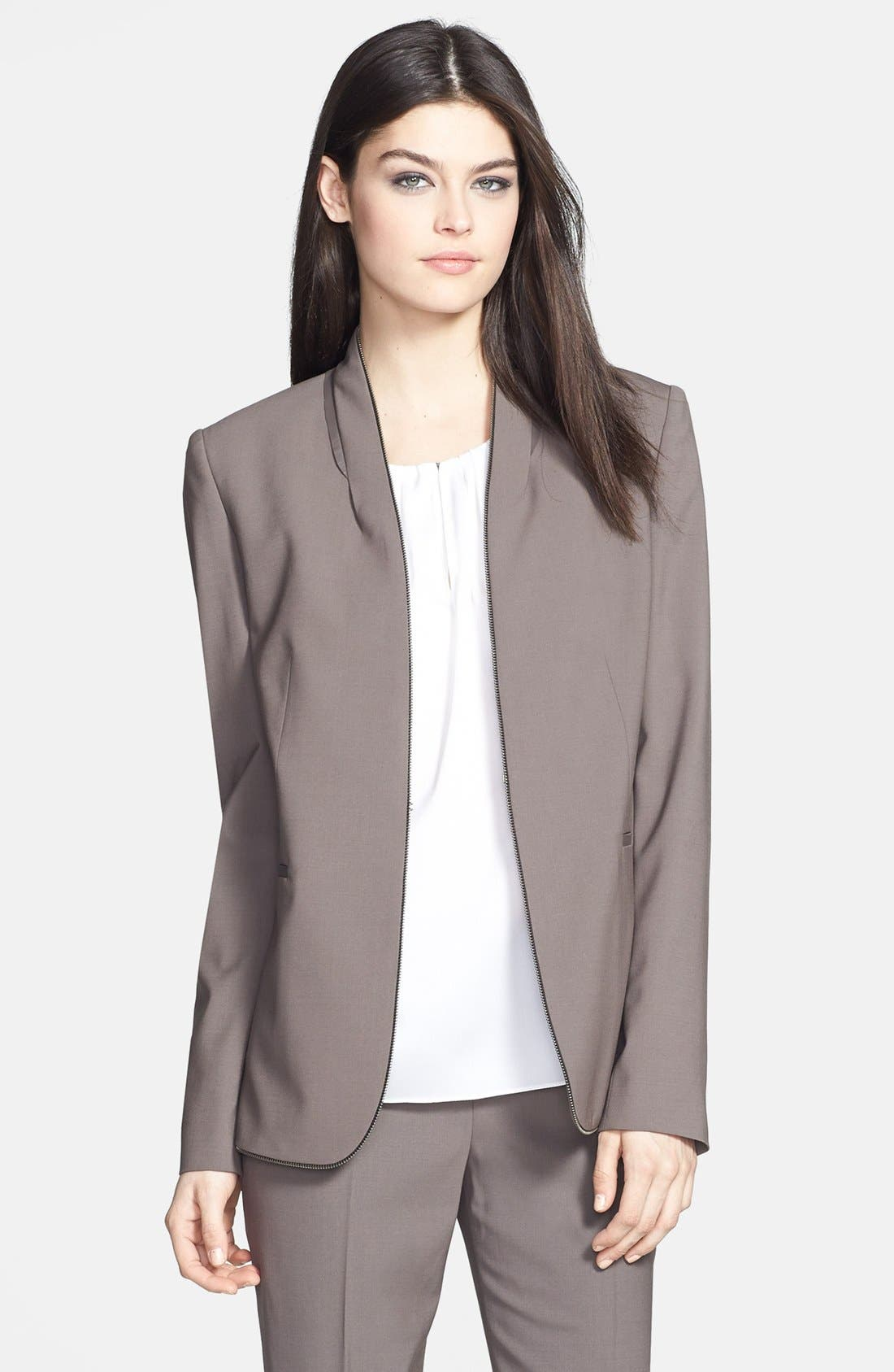 Alternate Image 1 Selected - Elie Tahari 'Kristina' Jacket