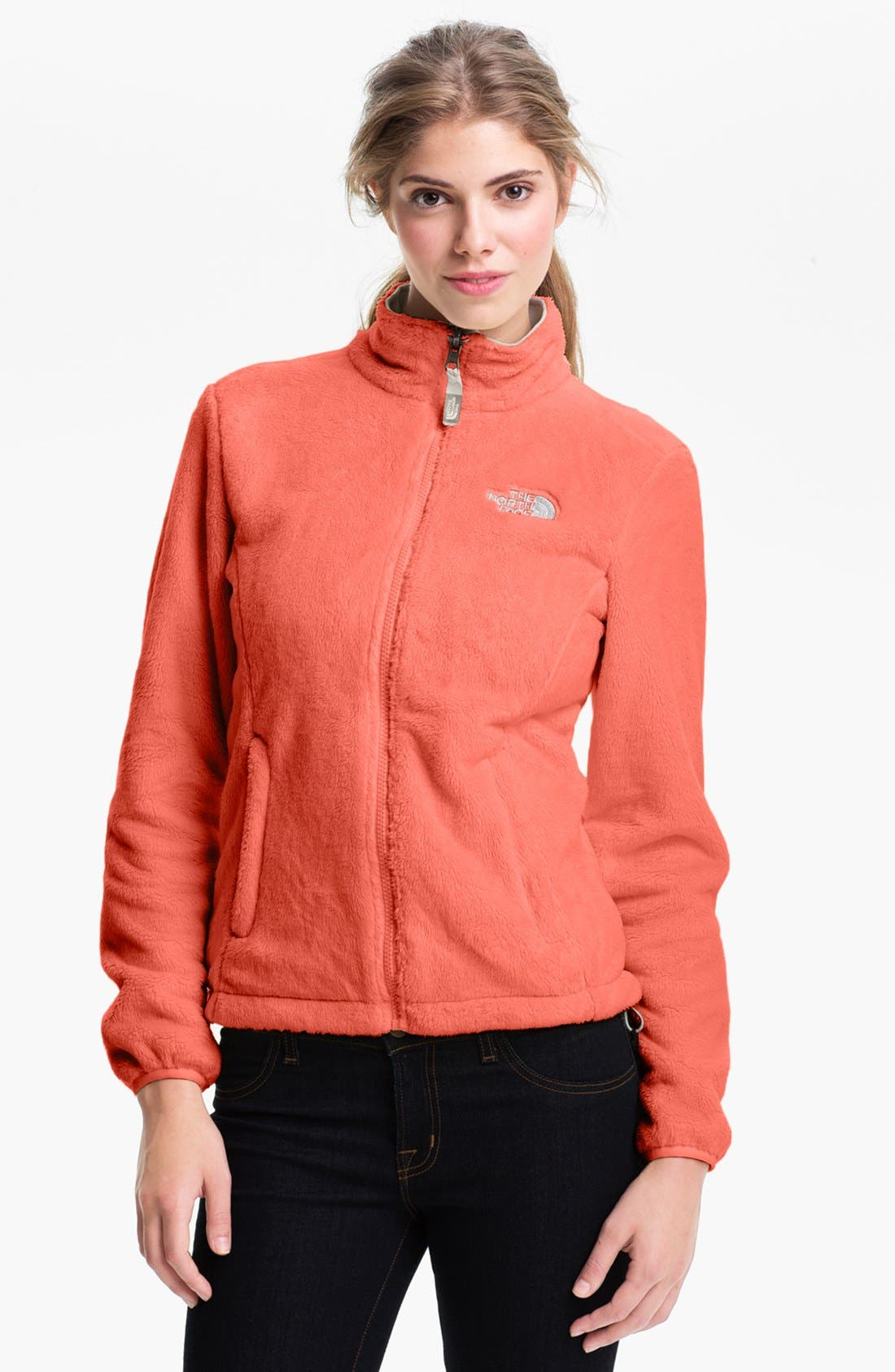 Alternate Image 1 Selected - The North Face 'Osito' Fleece Jacket