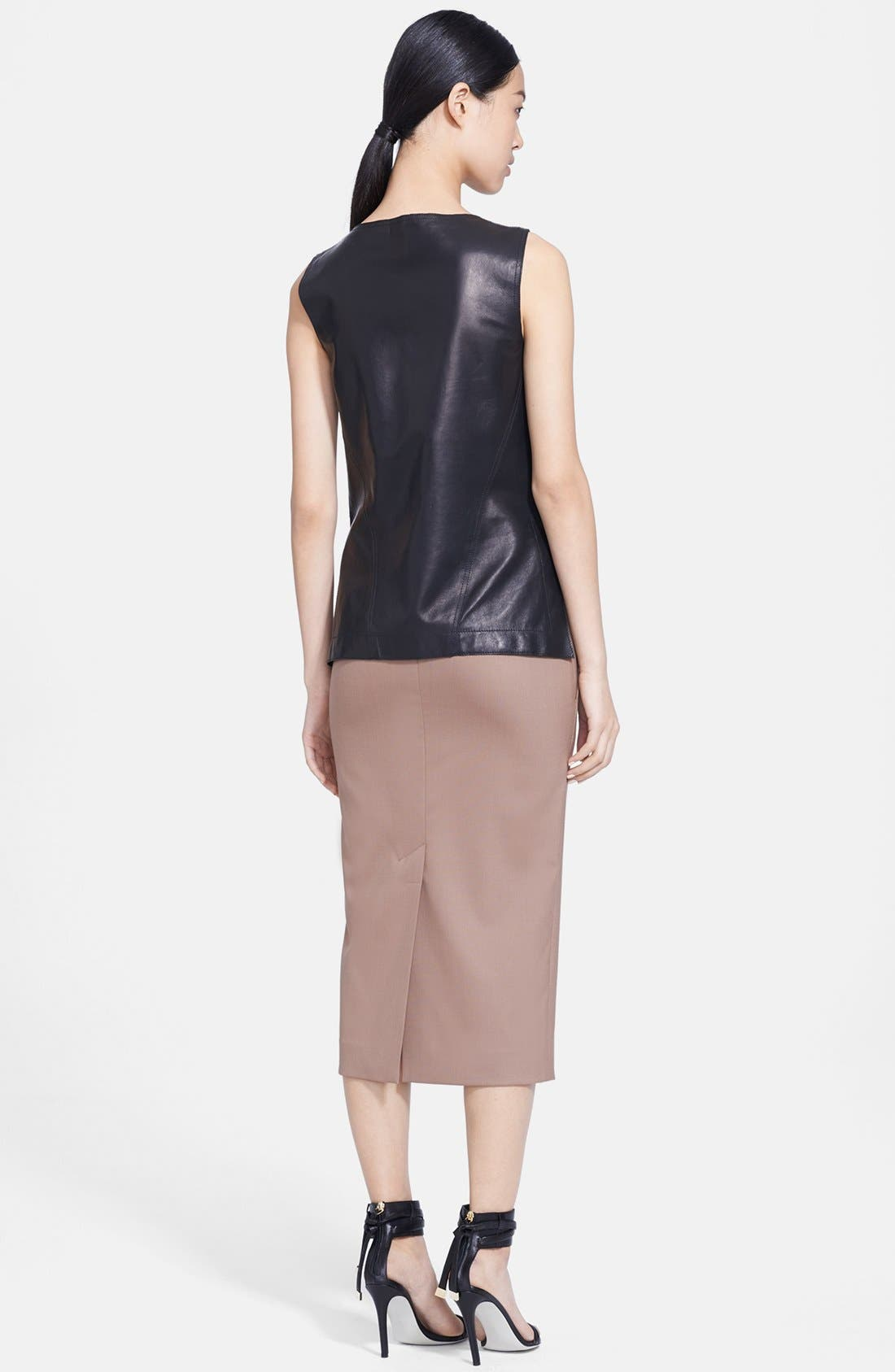 Alternate Image 2  - Jason Wu Leather Shell