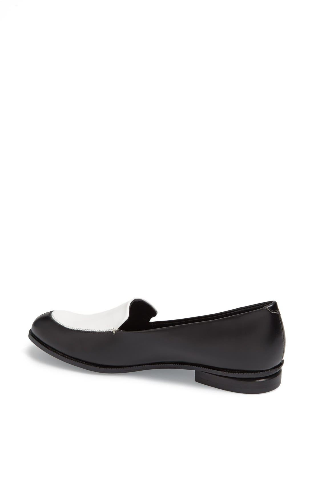 Alternate Image 2  - Kenneth Cole New York 'Hudson' Leather Flat