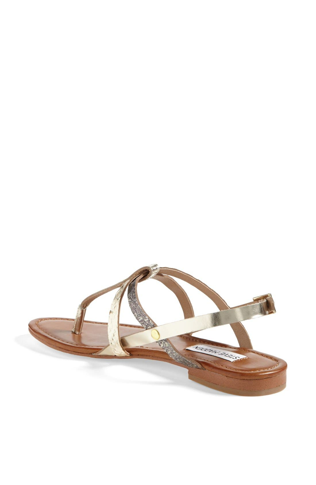 Alternate Image 2  - Steve Madden 'Kroatia' Leather Sandal