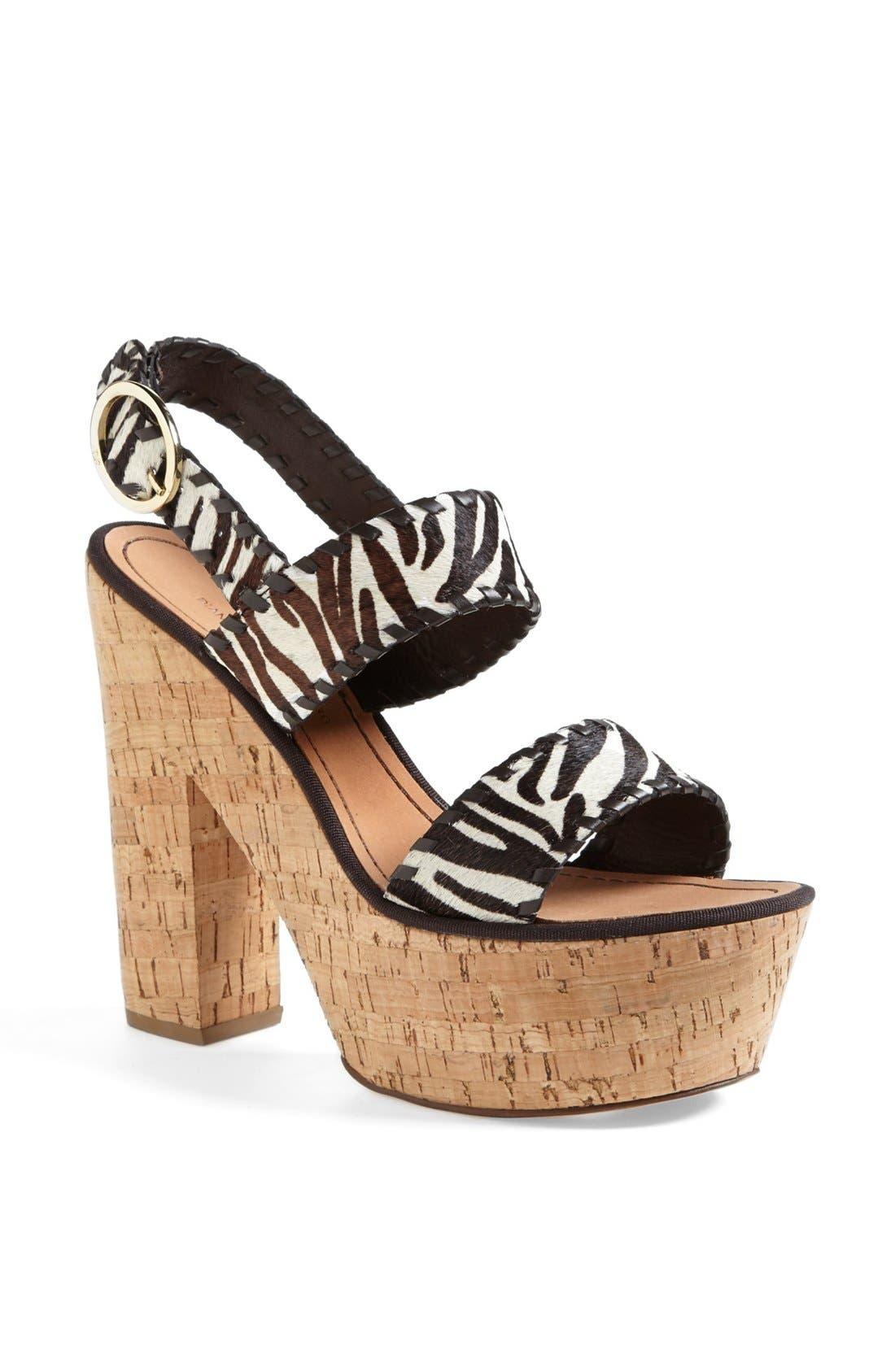 Main Image - Diane von Furstenberg 'Remy' Sandal