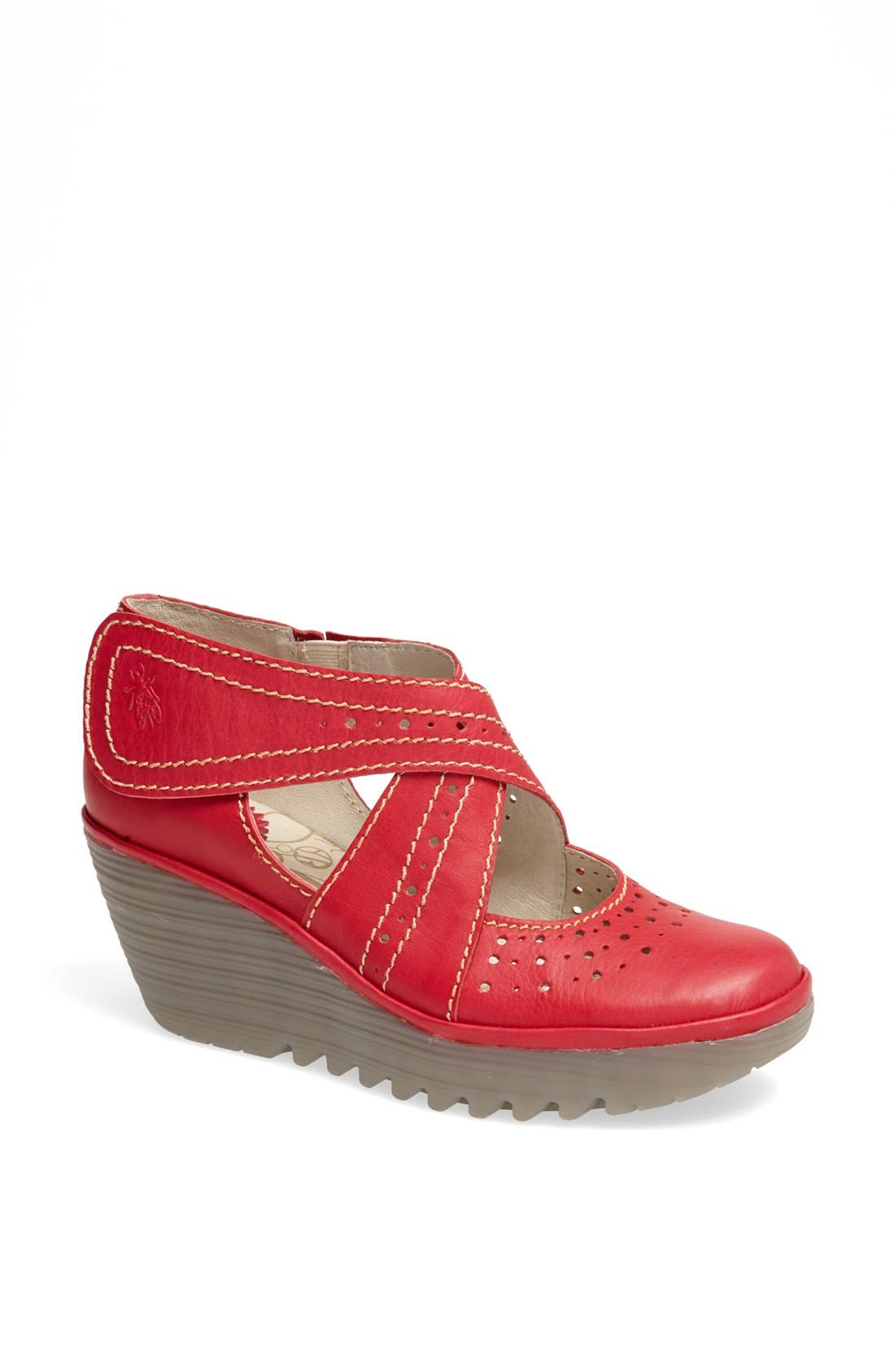 Alternate Image 1 Selected - Fly London 'Yepe' Leather Pump