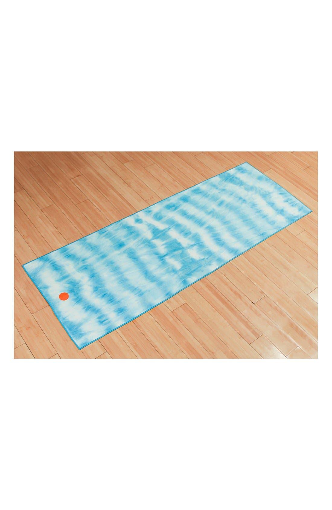 Alternate Image 2  - Yogitoes 'Om Taffy' Skidless Yoga Mat Towel