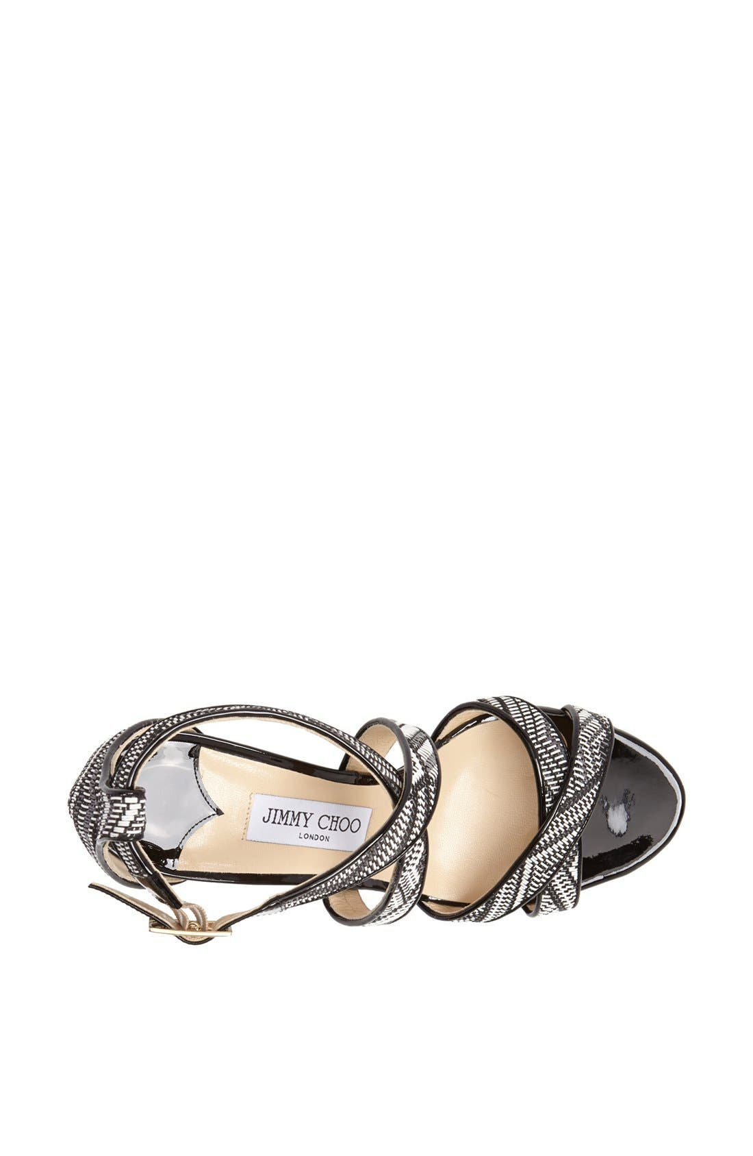Alternate Image 3  - Jimmy Choo 'Louise' Sandal