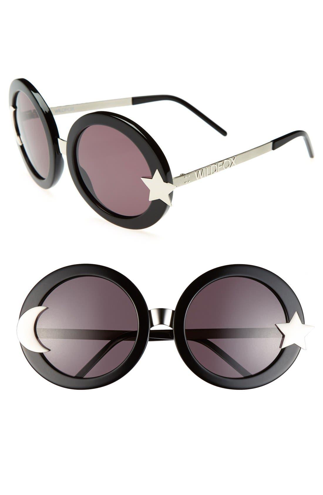 Main Image - Wildfox 'Luna' 58mm Sunglasses