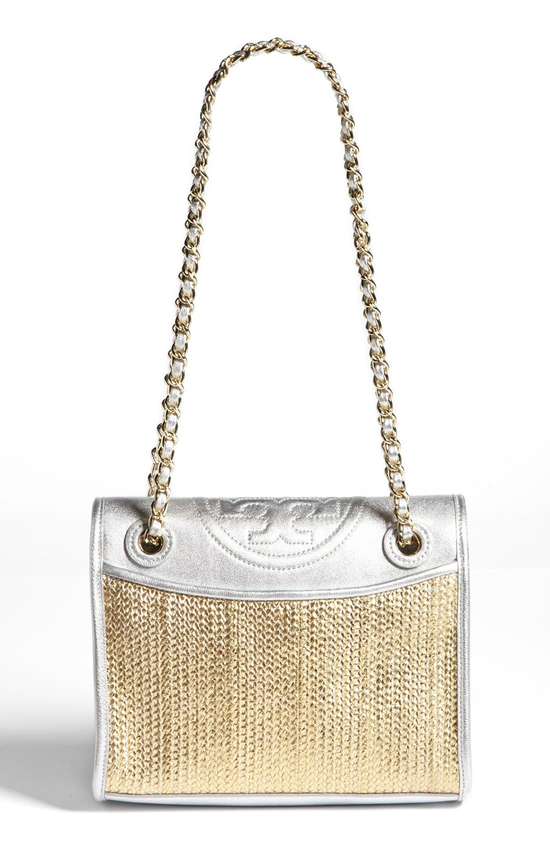 Alternate Image 4  - Tory Burch 'Fleming - Medium' Shoulder Bag