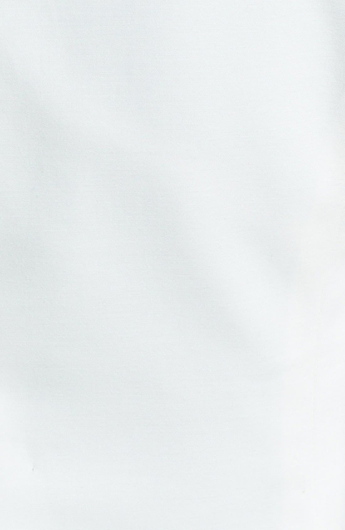Alternate Image 3  - Vince Camuto Stretch Cotton One-Button Blazer (Regular & Petite)