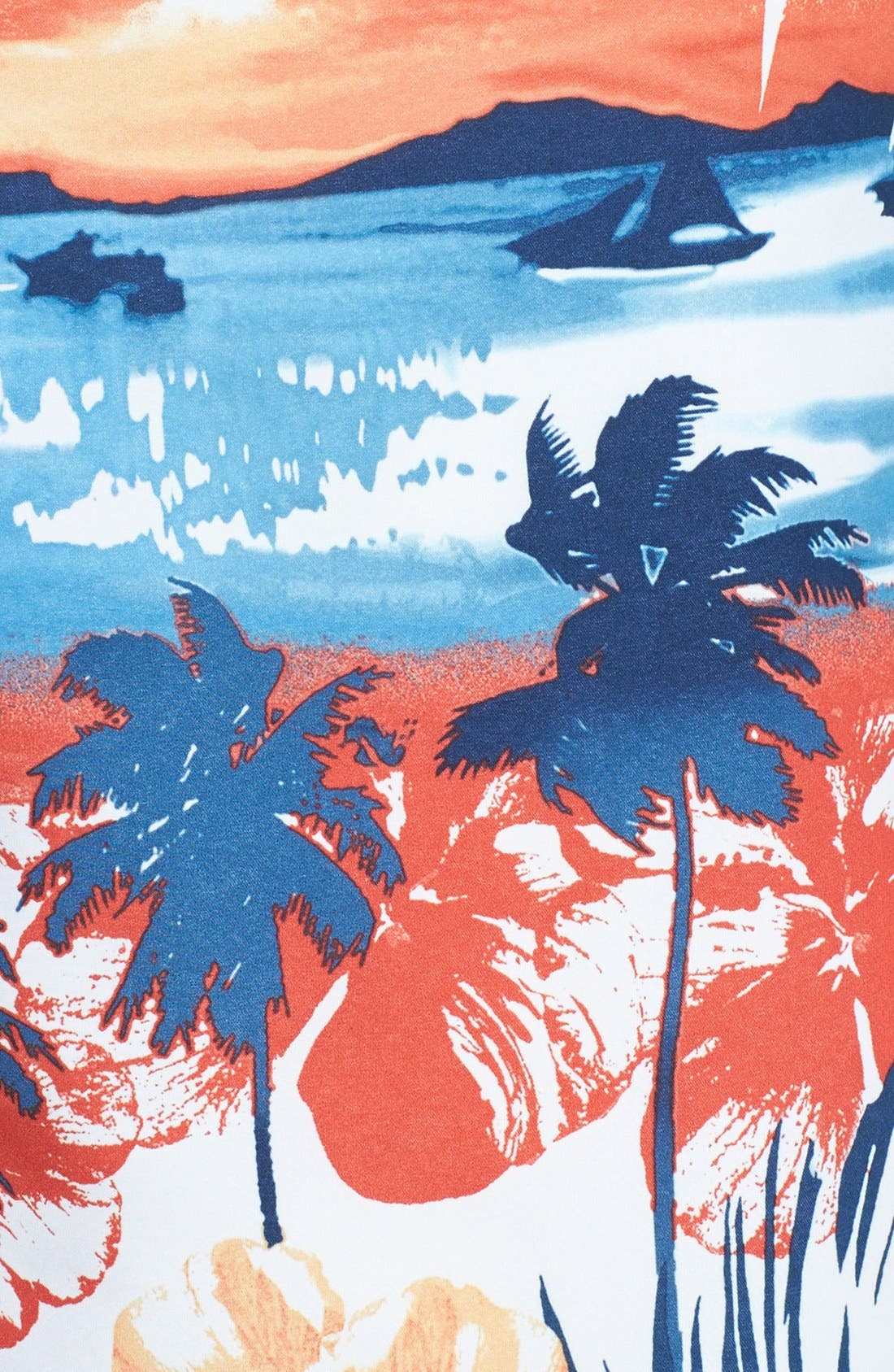 Alternate Image 3  - Tommy Bahama 'The Baja Sunrise' Swim Trunks