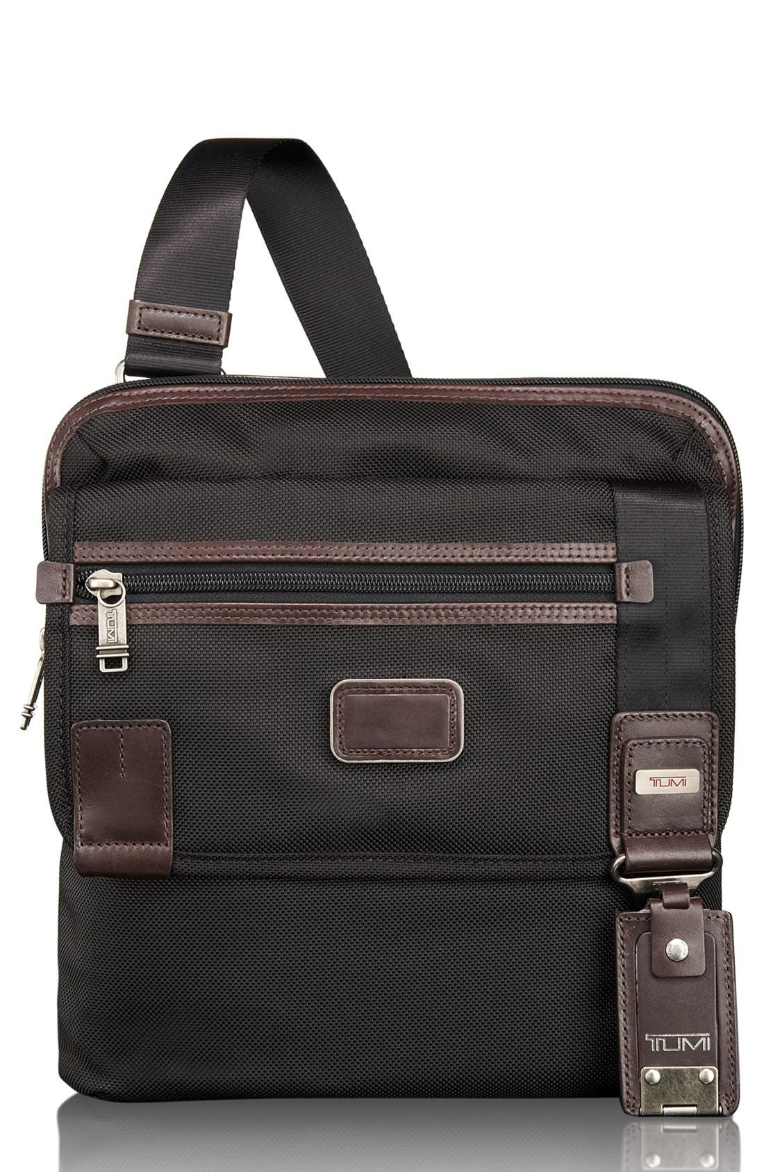 Alternate Image 1 Selected - Tumi 'Alpha Bravo - Annapolis' Zip Flap Messenger Bag