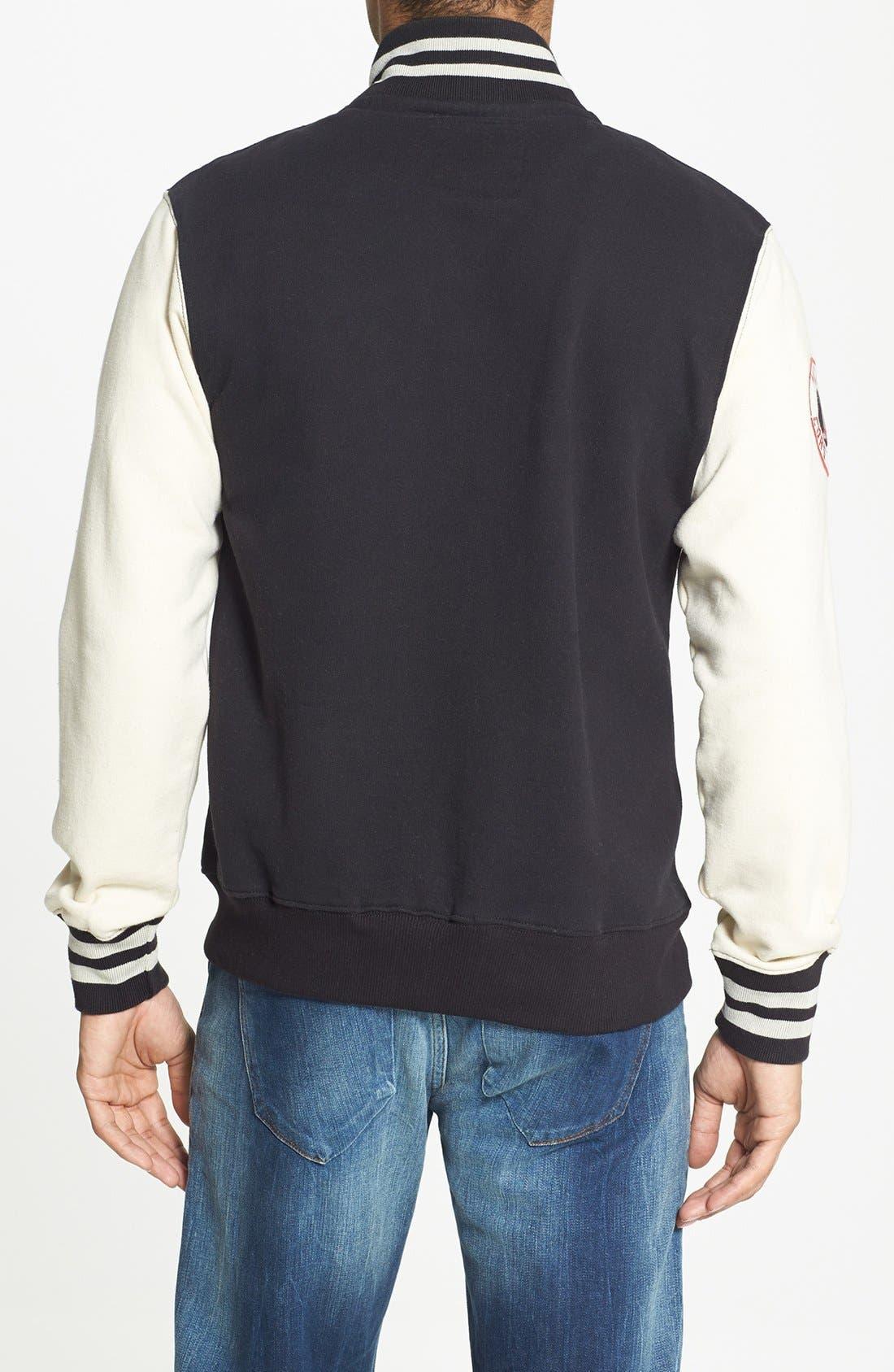 Alternate Image 2  - Red Jacket  'San Francisco Seals' Varsity Jacket