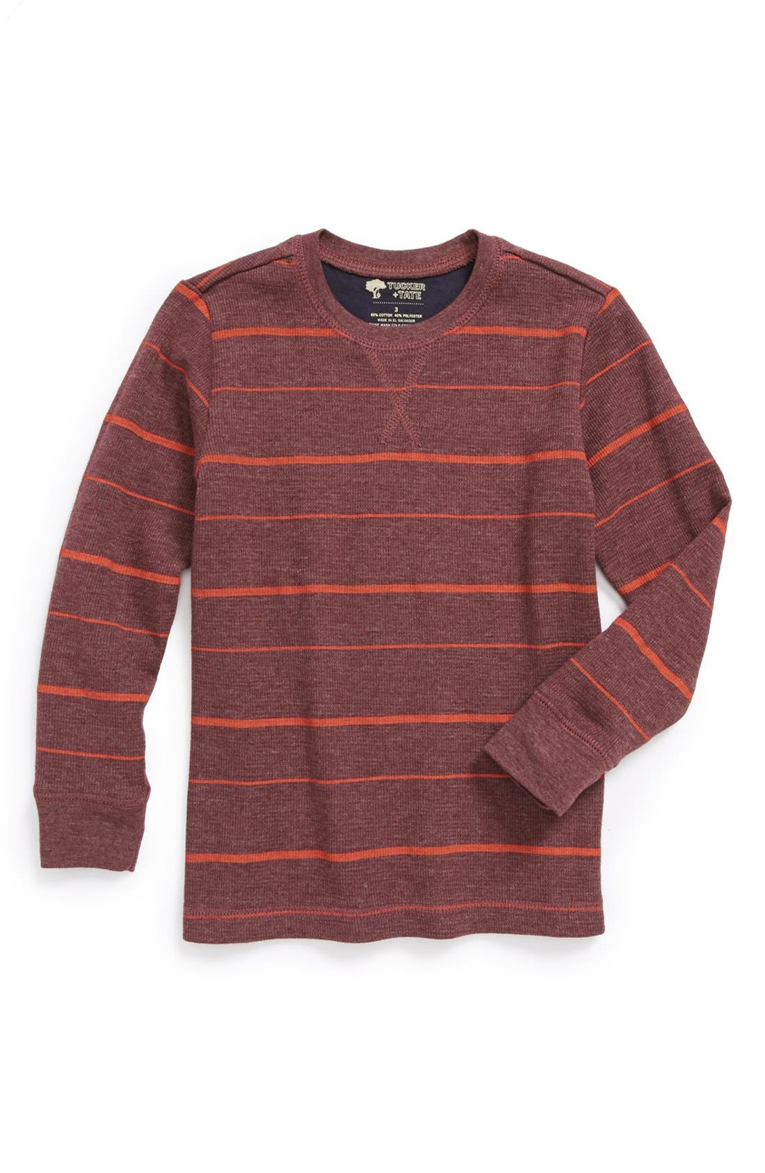 Main Image - Tucker + Tate 'Sultan' Long Sleeve Shirt (Big Boys) (Online Only)