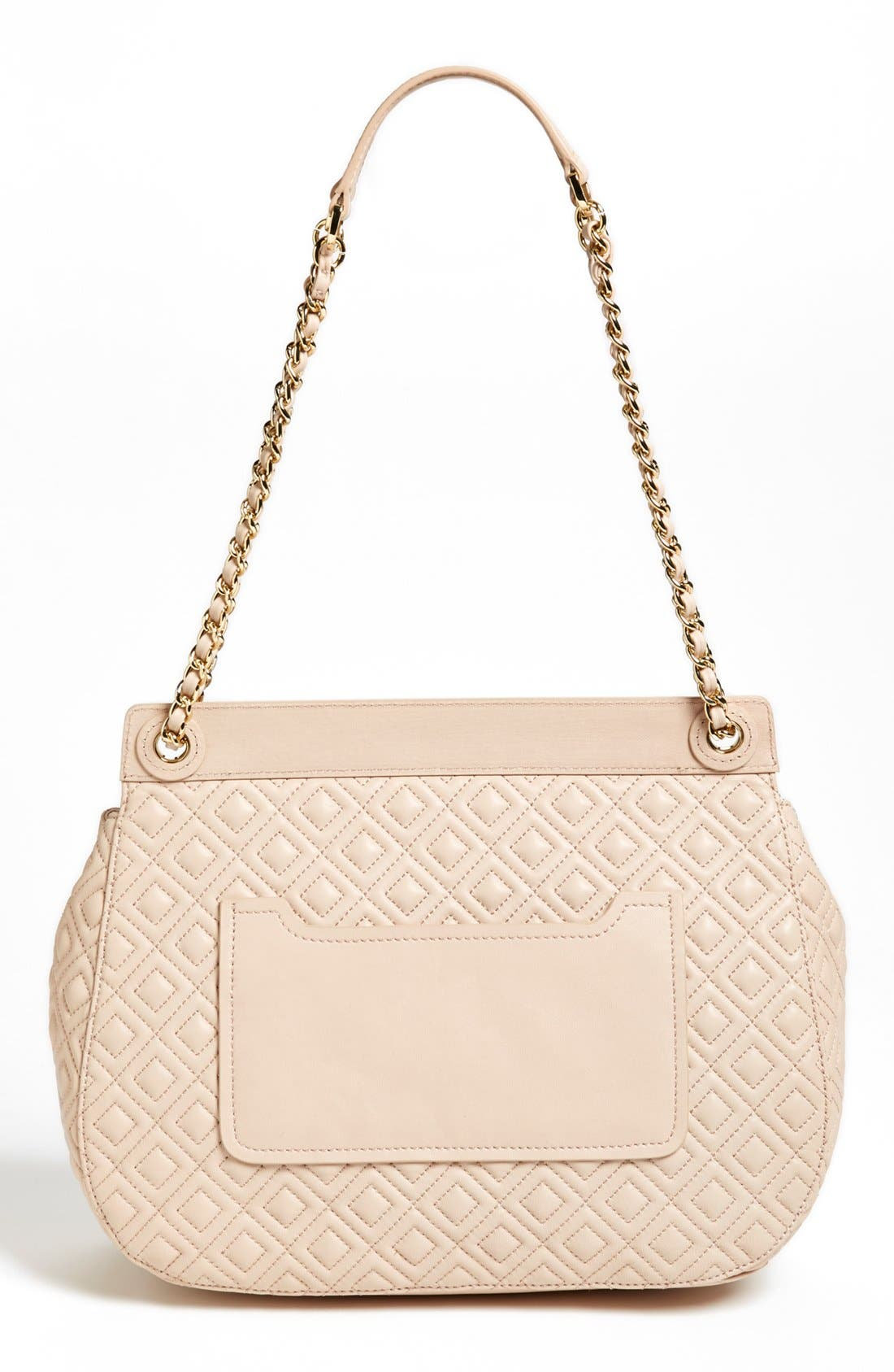Alternate Image 4  - Tory Burch 'Marion' Quilted Convertible Shoulder Bag