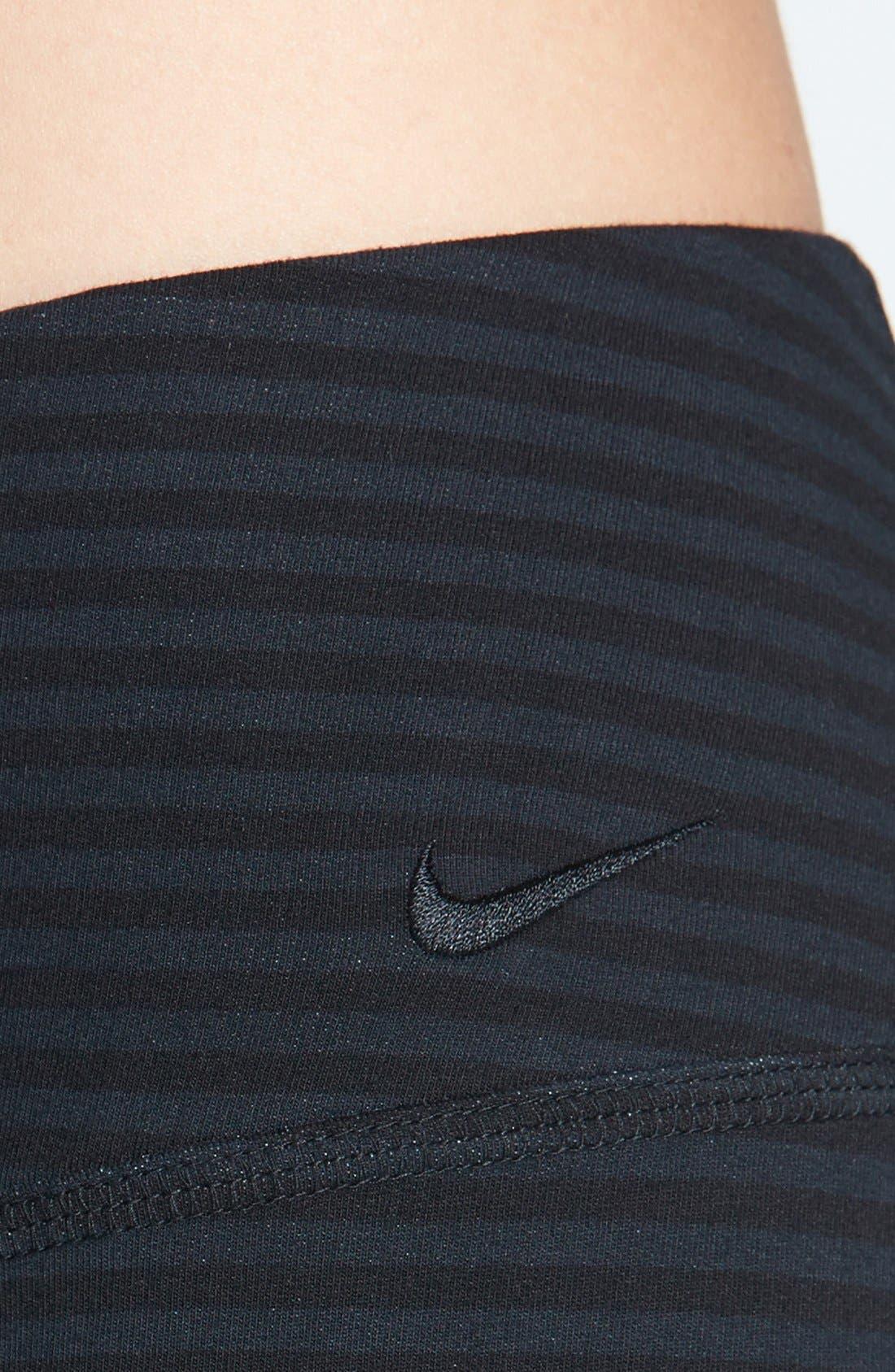 Alternate Image 4  - Nike 'Legend' Dri-FIT Print Tights