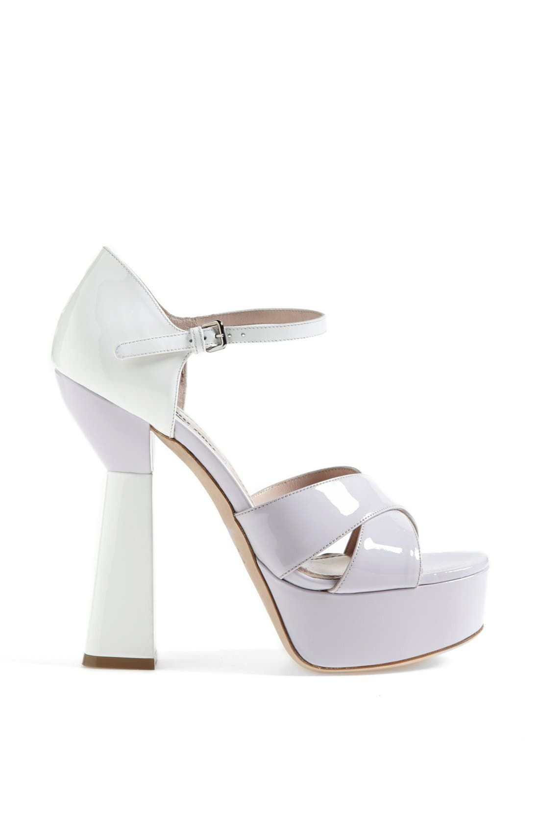 Alternate Image 3  - Miu Miu Mary Jane Platform Sandal