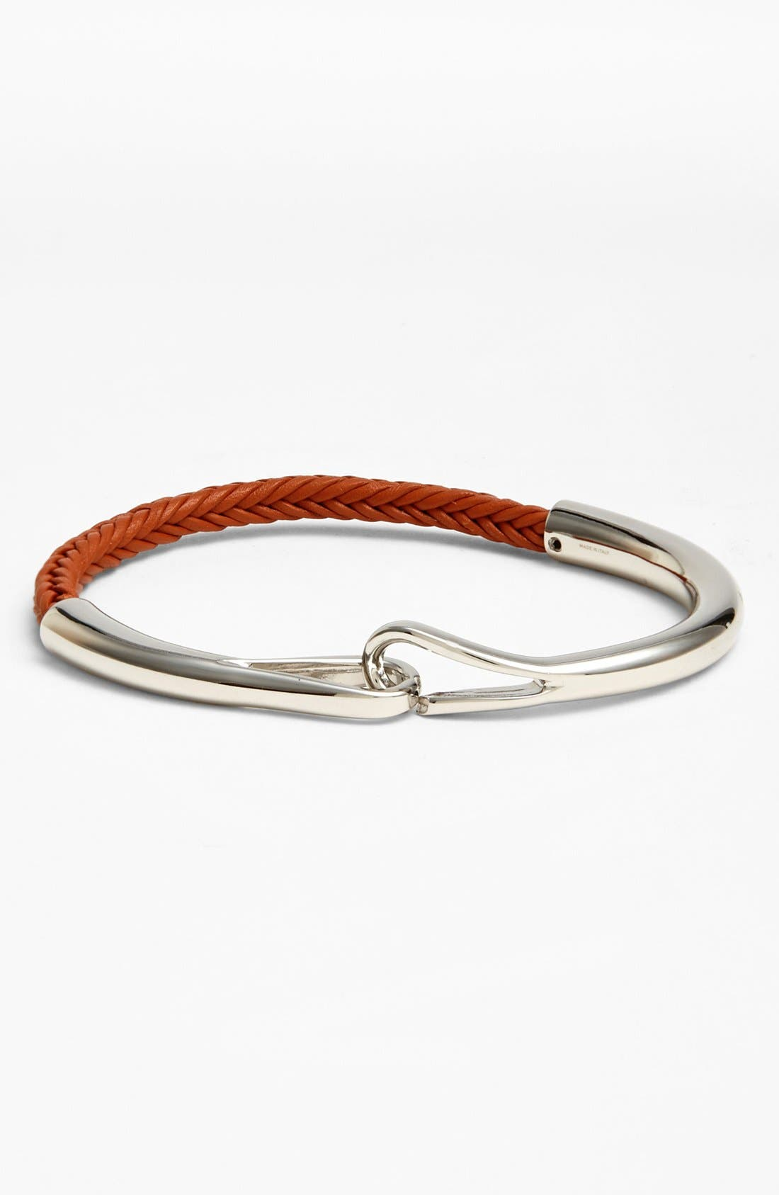 Main Image - Salvatore Ferragamo Leather Bracelet