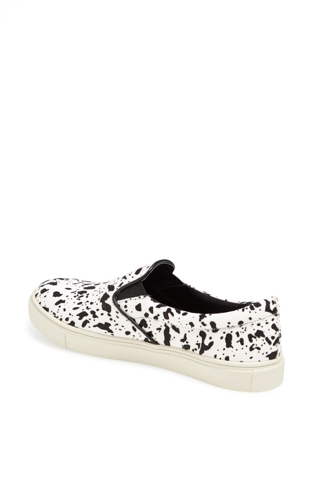 Alternate Image 2  - Steve Madden 'Ecentric' Pony Hair Flat