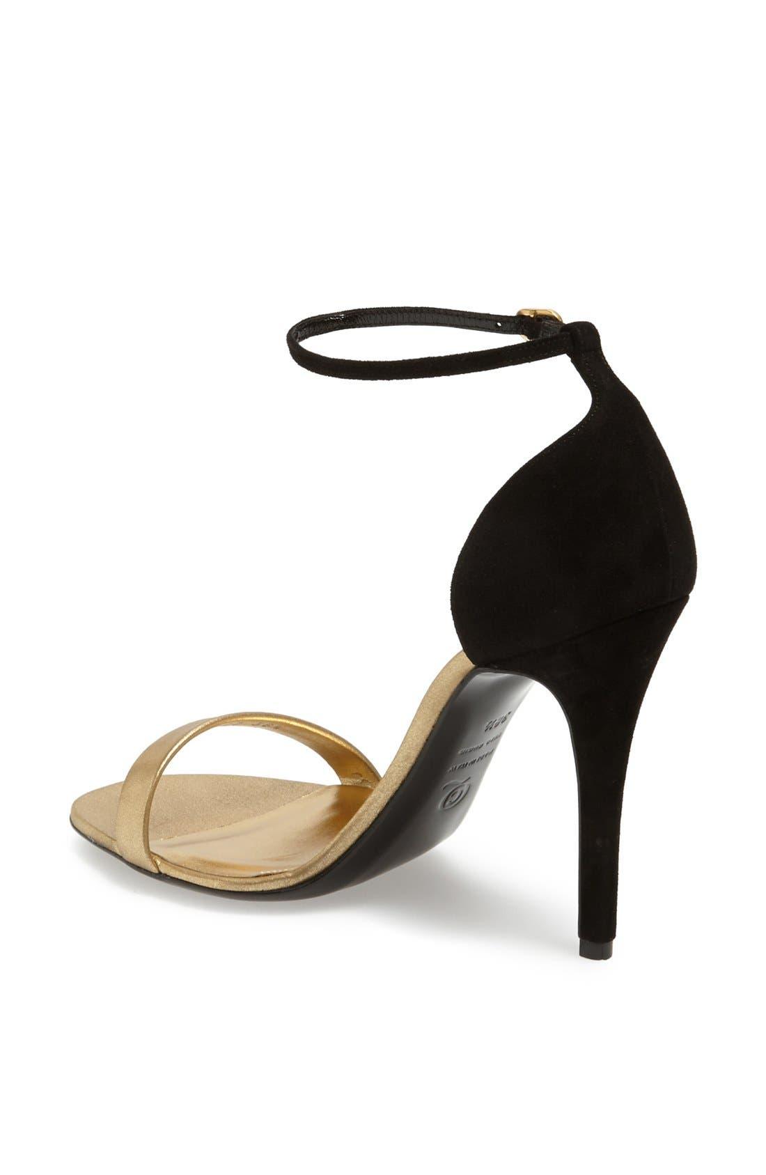Alternate Image 2  - Alexander McQueen 'Minimalist' Sandal