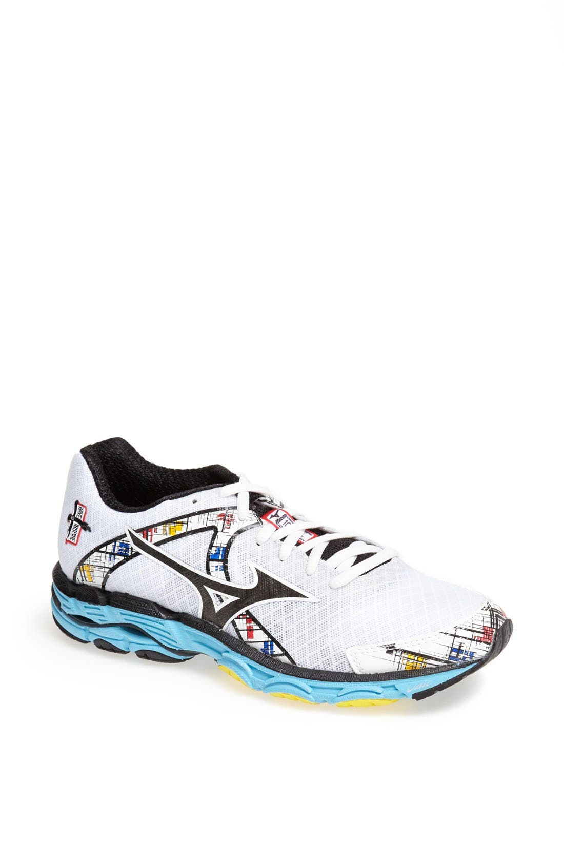 Main Image - Mizuno 'Wave Inspire 10th Anniversary' Running Shoe (Women)