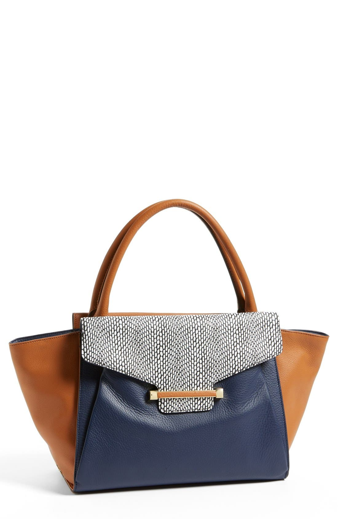 Alternate Image 1 Selected - Vince Camuto 'Julia' Satchel